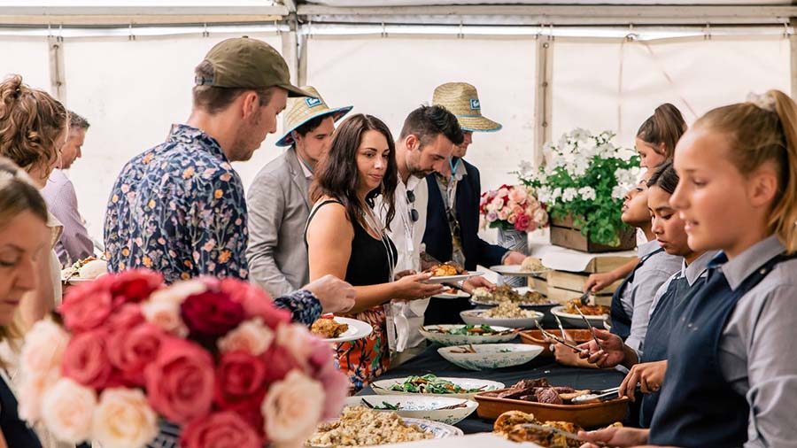 Corporate catering in Adelaide